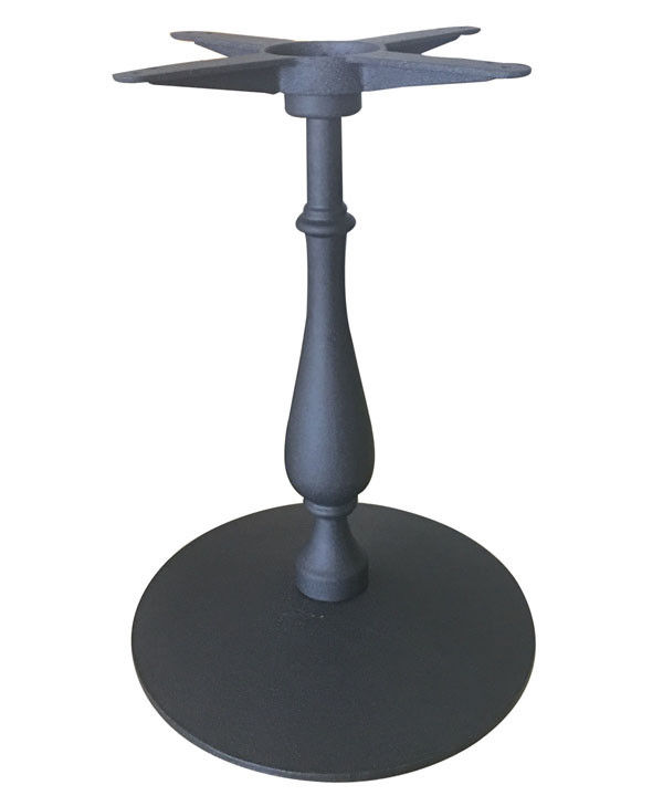 Fashionable Coffee Table Base Round Metal Table Legs For Dining Table Hospitality